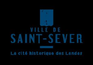ville saint sever logo